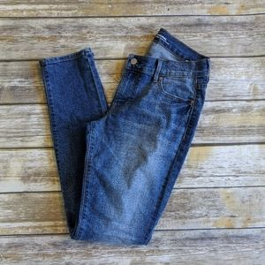 Old Navy Mid Rise Skinny Jeans